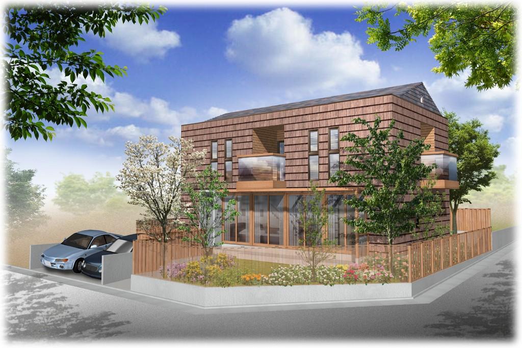 地場産住宅提案